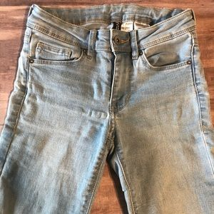 Light wash Divided by H&M Skinny Jeans